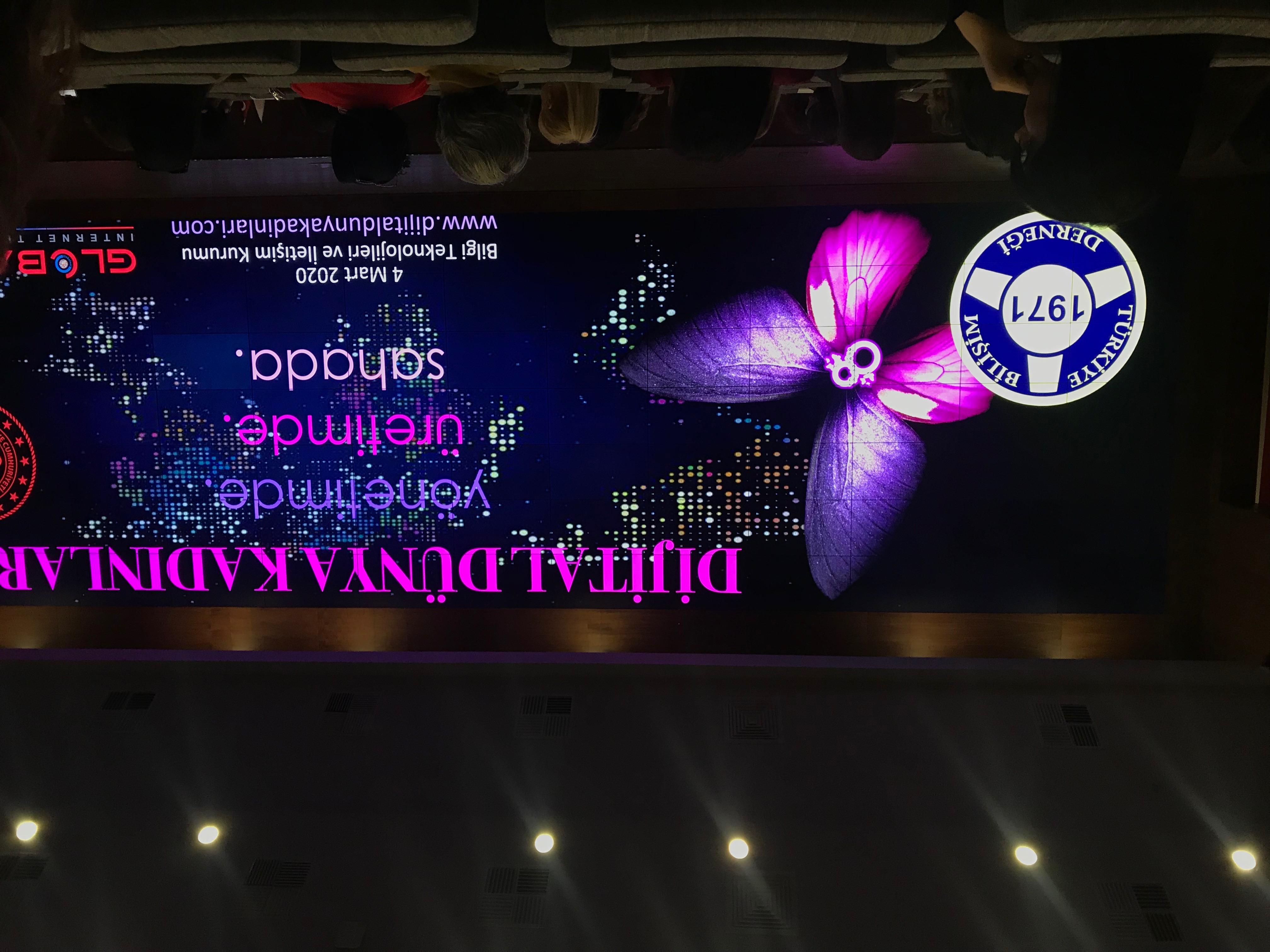Women Day Speech by Filiz ESER  8 Mart 2020